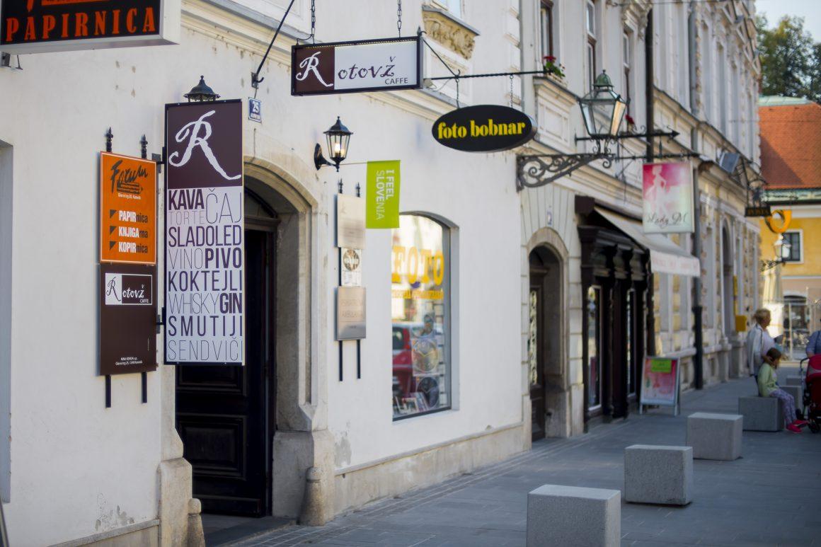 Kavarna Rotovž