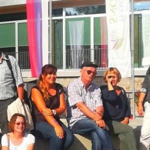 Člane Društva turističnih novinarjev navdušil turistični uspeh Kamnika