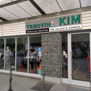 Trgovina Kim